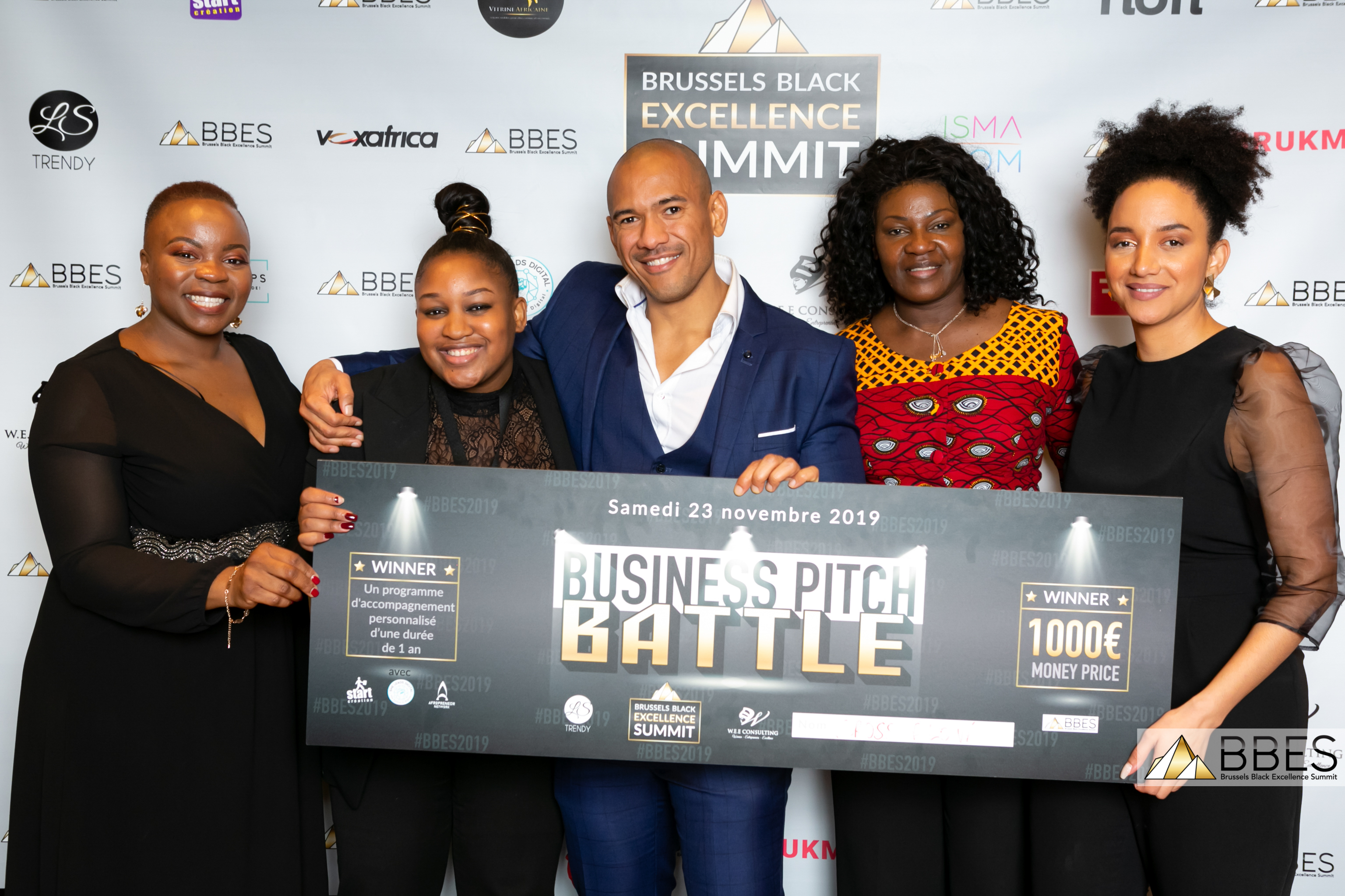 BBES 2019 - Brussels Black Excellence Summit